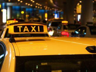 Как правильно пользоваться такси?