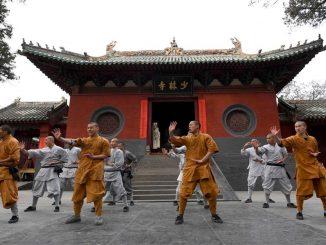 Интересные факты о шаолиньских монахах