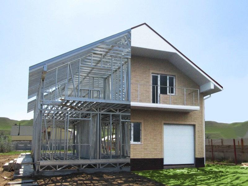 Только мы знаем реальную стоимость готовых домов из ЛСТК
